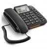 Gigaset DL 380 EUR East Black Ενσύρματο Τηλέφωνο
